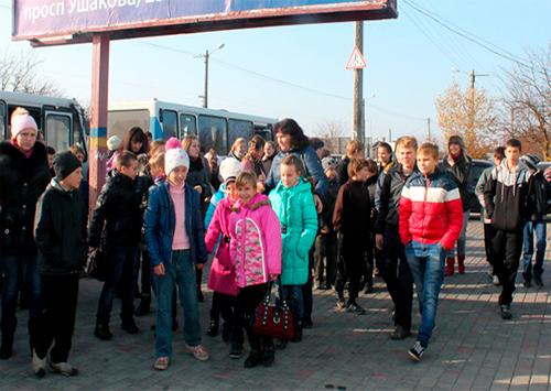 А. Кияновский: Дети Херсонщины должны чувствовать заботу