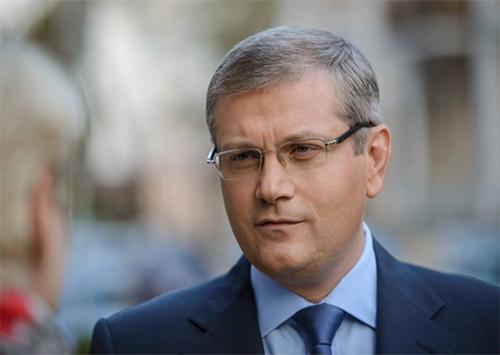Александр Вилкул: Для решения конфликта на Донбассе необходимо создать постоянно действующую рабочую группу