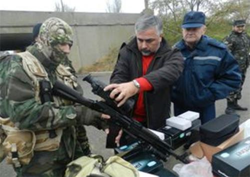 Одноденний заробіток армійцям віддали рятувальники Херсонщини