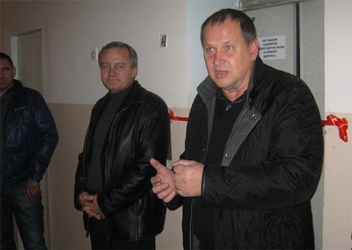 Лікарняний ліфт від Миколи Дмитрука
