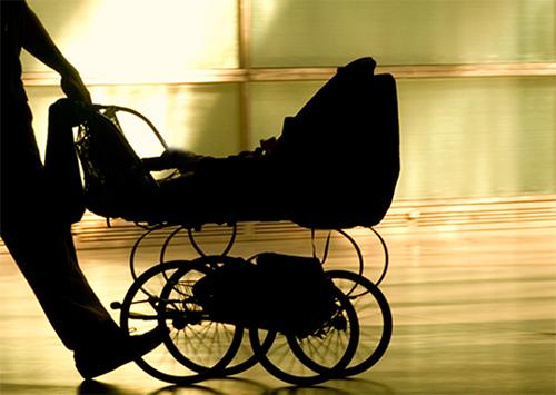 На Херсонщине воруют даже  детское белье и коляски