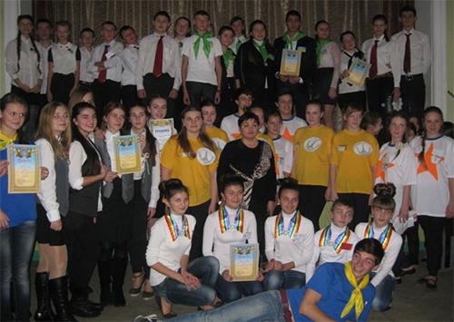 Ради шкільних парламентів Дніпровського району Херсона – нова молодь, нові ідеї, нове життя!