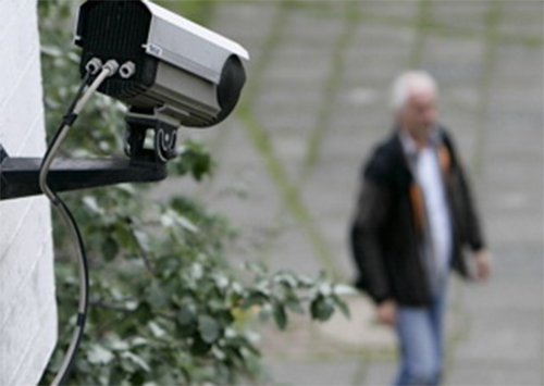 В Херсоне видеокамеры наблюдают за псевдо-активистами