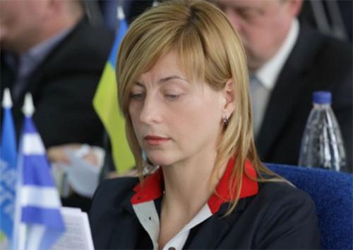 Татьяна Варущик сняла с себя полномочия председателя земкомиссии Херсонского горсовета