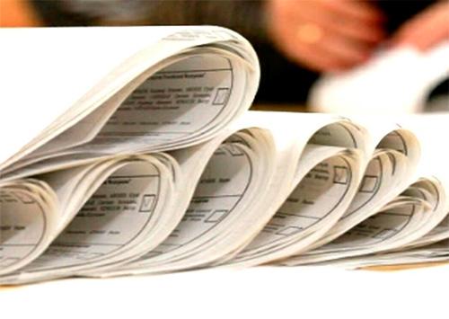 На выборах в Лазурном отыскались лишние бюллетени
