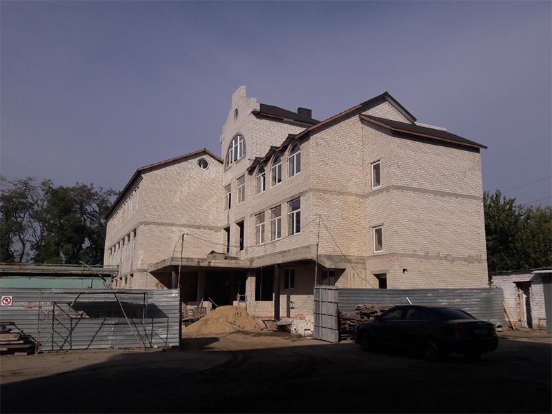 В Херсонській Школі гуманітарної праці з'явиться новий корпус