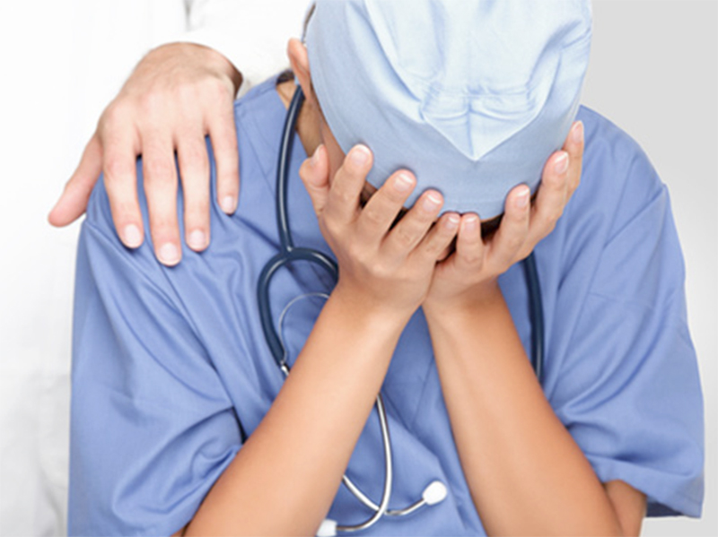 После ликвидации херсонской больницы о ее главвраче просто забыли