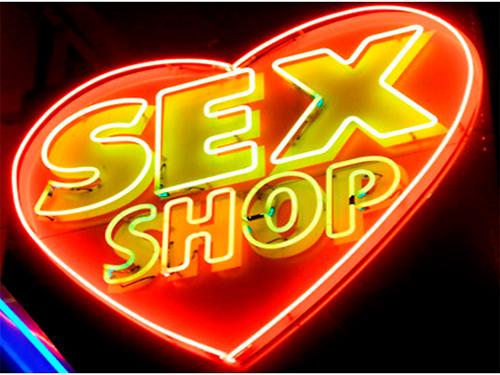 Как херсонец секс-шоп обчистил