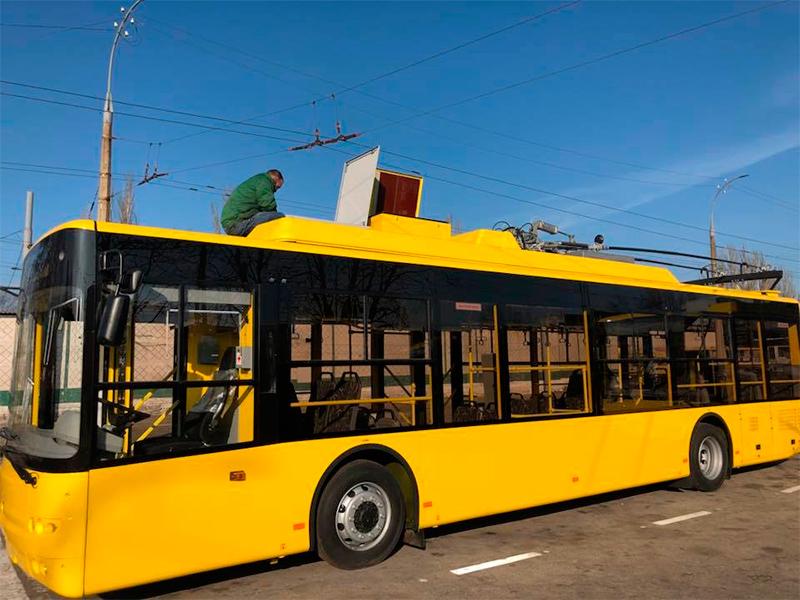 Когда на дороги Херсона выйдут новые троллейбусы?