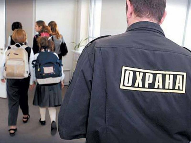 Охранника школы на Херсонщине избили при исполнении служебного долга