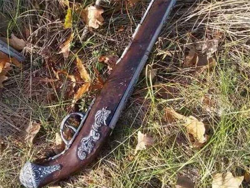 Загадочная находка охотников на Херсонщине