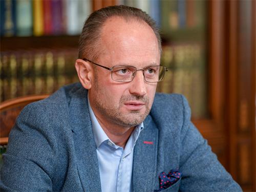 Роман Безсмертний: Українці мають право претендувати на місце в клубі великих народів