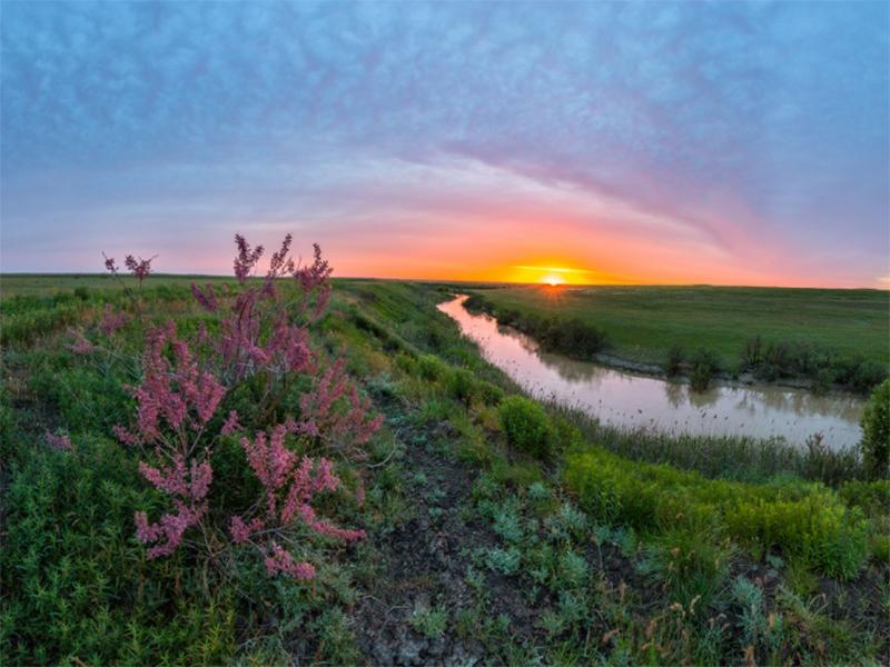 Дніпро рятує річку Каланчак