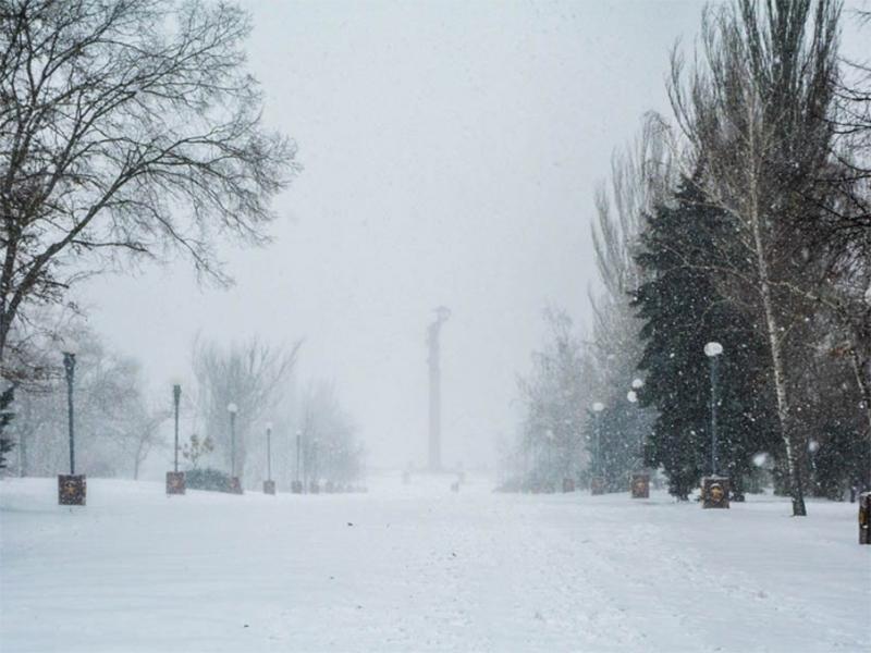 Какой на Херсонщине будет зима?
