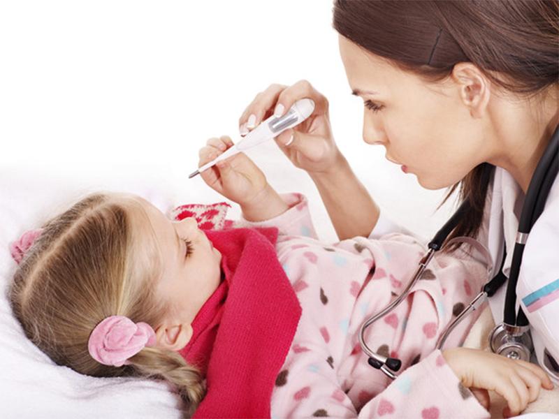 Детская заболеваемость ОРВИ на Херсонщине опять растет