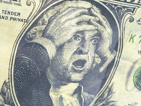 В Херсоне валютный ажиотаж