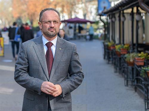 Безсмертний везе на Херсонщину «Велику Україну»