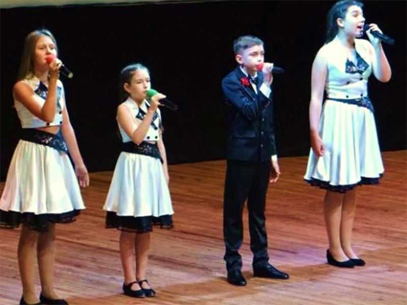 Співаки з Херсонщини здобули перемогу в Києві