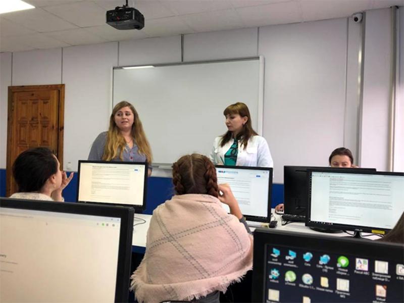 Студенти створюють світовий рейтинг Херсонського державного університету
