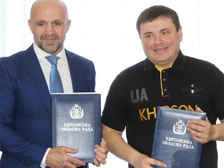 Владислав Мангер: У нас спільна мета – розвиток Херсонщини