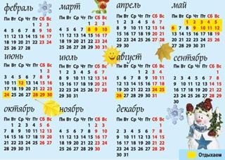 Как будем отдыхать в 2013 году