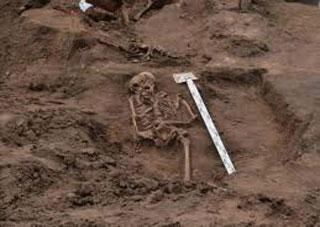 В Херсонской области на берегу моря нашли человеческие останки