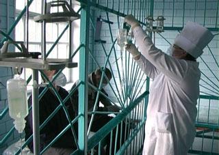 На Херсонщині зменшилась кількість засуджених хворих на туберкульоз