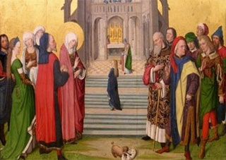 Православные отмечают сегодня Введение в храм Пресвятой Богородицы
