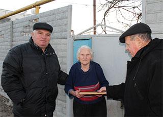 В Скадовске заботятся об инвалидах