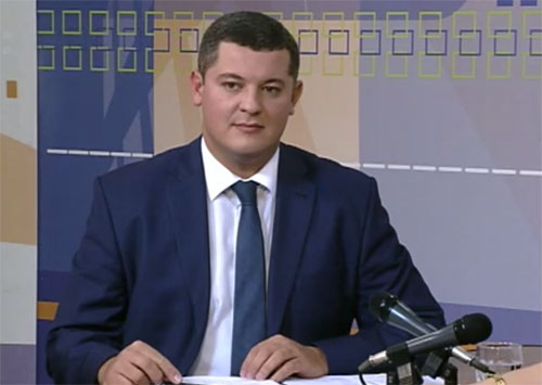 Первый зам губернатора Херсонщины  о демократии, евроинтеграции, экономике