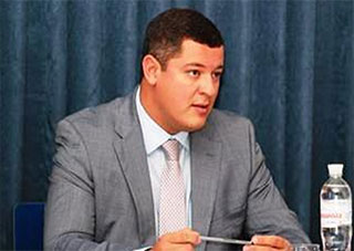 Егор Устинов: «На Херсонщине люди работают - за себя и за тех, кто стоит на майданах»