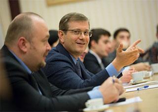Олександр Вілкул: «Моя громадянська позиція - відмова від насильства з будь-якого боку»