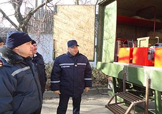 Херсонські рятувальники запевняють, що готові до ускладнення погодних умов