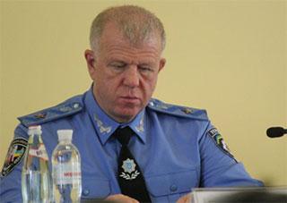 Начальник херсонской милиции  извиняется