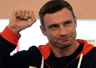 Кличко офіційно призупинив спортивну кар'єру