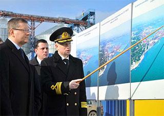 Наші порти отримають інвестиції