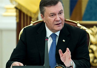 Что сказал Янукович: 10 тезисов интервью президента