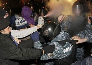 Рада приняла закон о запрете преследований участников Майдана