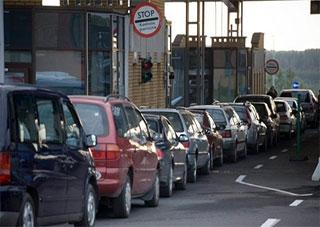 Таможенники выявили 18 авто с просроченной иностранной регистрацией