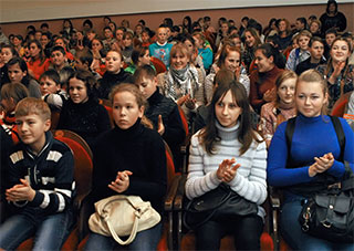 А.Кияновский: «Мы старались для того, чтобы у детей был  праздник»