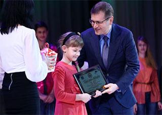 Дети объединяют Украину
