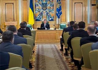 Президент пообещал дешевый газ для населения и волну увольнений чиновников