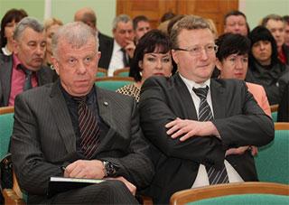Херсонский областной совет призвал совместно бороться с коррупцией