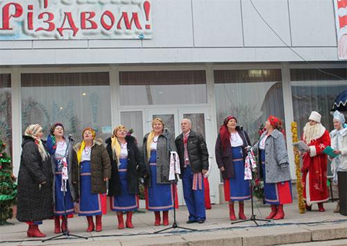 В.Ярмак: «Стремимся создать праздничное настроение у всех жителей Херсонщины»