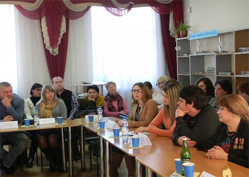 У Херсоні відбувся Конгрес волонтерських організацій