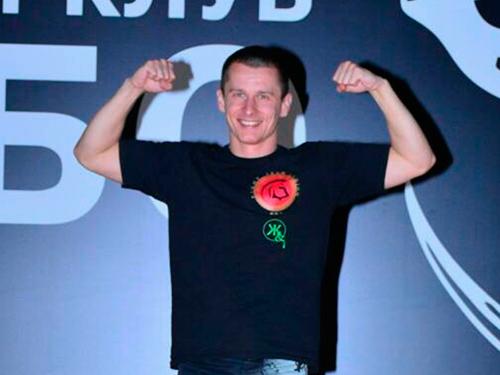Дмитрий Лебедев: Стараемся делать все для развития ММА в Херсоне