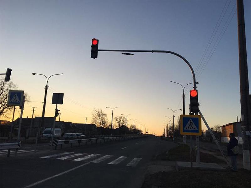 Мешканці Чорнобаївки зможуть безпечно переходити дорогу