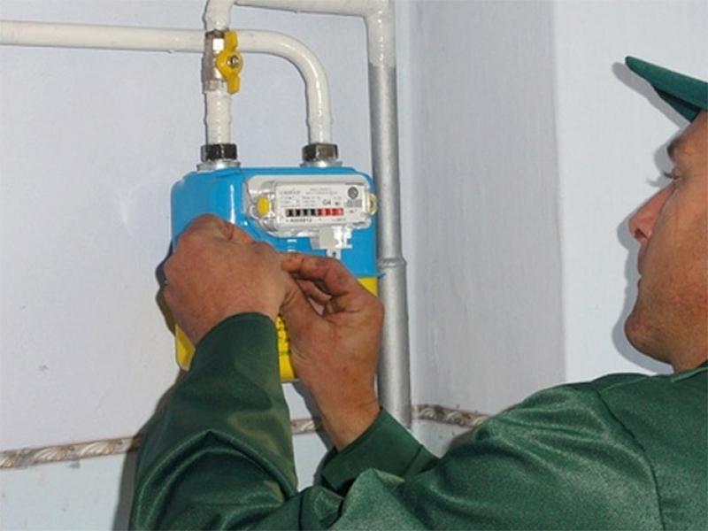 Херсонгаз різко знизив темпи повірки лічильників газу
