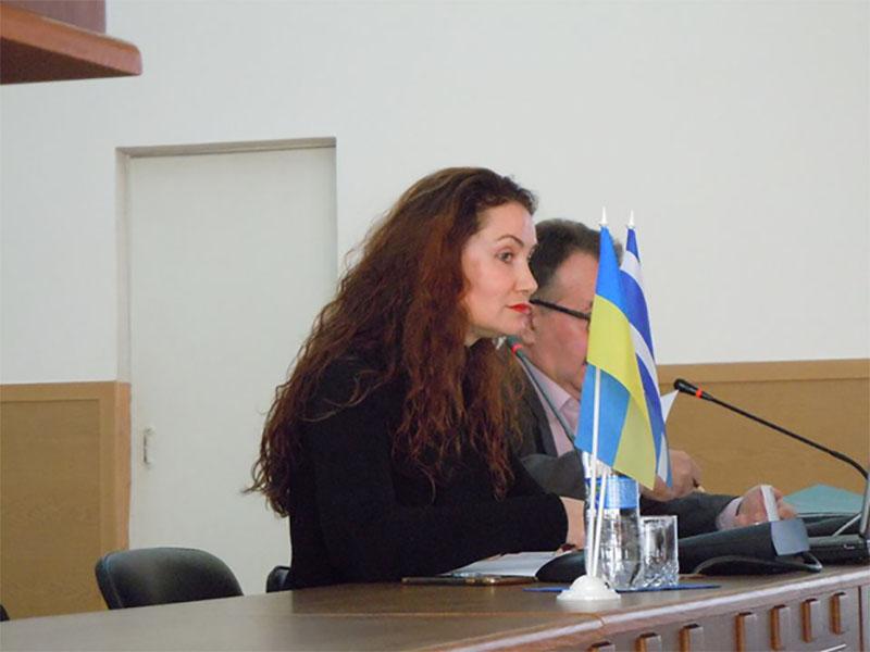 Урсуленко прокоментувала рішення Херсонської міськради щодо змін до бюджету 2017 року