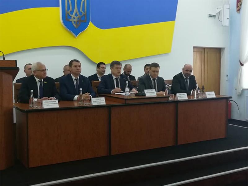 Співаковський: Україна обрала шлях демократії, де головною цінністю є людина, захист її прав